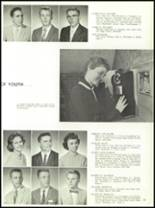 1960 Lincoln-Way High School Yearbook Page 32 & 33