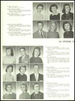 1960 Lincoln-Way High School Yearbook Page 36 & 37