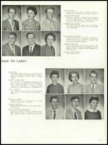 1960 Lincoln-Way High School Yearbook Page 38 & 39