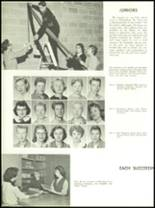 1960 Lincoln-Way High School Yearbook Page 42 & 43