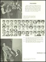 1960 Lincoln-Way High School Yearbook Page 52 & 53