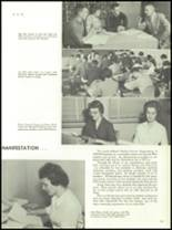 1960 Lincoln-Way High School Yearbook Page 58 & 59