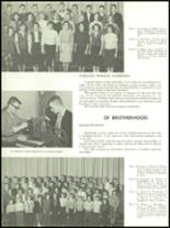 1960 Lincoln-Way High School Yearbook Page 60 & 61
