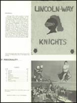 1960 Lincoln-Way High School Yearbook Page 70 & 71