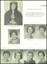 1960 Lincoln-Way High School Yearbook Page 72 & 73