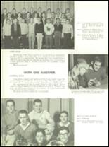 1960 Lincoln-Way High School Yearbook Page 92 & 93
