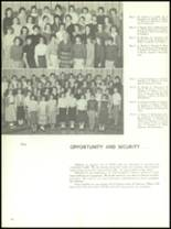1960 Lincoln-Way High School Yearbook Page 100 & 101