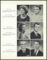 1962 Linn County High School Yearbook Page 12 & 13