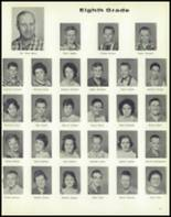 1962 Linn County High School Yearbook Page 20 & 21