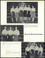 1962 Linn County High School Yearbook Page 36 & 37