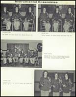 1962 Linn County High School Yearbook Page 38 & 39