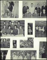 1962 Linn County High School Yearbook Page 42 & 43