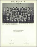 1962 Linn County High School Yearbook Page 44 & 45