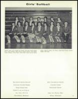 1962 Linn County High School Yearbook Page 46 & 47