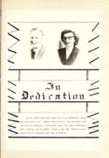 1950 Cook County High School Yearbook Page 10 & 11