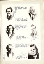 1950 Cook County High School Yearbook Page 18 & 19