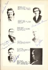 1950 Cook County High School Yearbook Page 20 & 21
