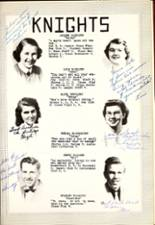 1950 Cook County High School Yearbook Page 28 & 29