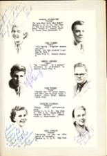 1950 Cook County High School Yearbook Page 30 & 31