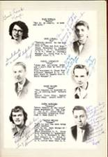 1950 Cook County High School Yearbook Page 32 & 33