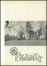 1963 Tatnall School Yearbook Page 44 & 45