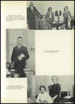 1963 Tatnall School Yearbook Page 58 & 59