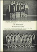 1963 Tatnall School Yearbook Page 72 & 73