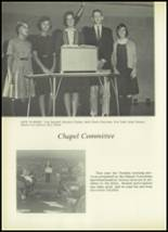 1963 Tatnall School Yearbook Page 78 & 79