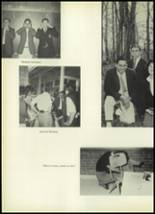 1963 Tatnall School Yearbook Page 82 & 83