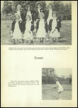 1963 Tatnall School Yearbook Page 136 & 137