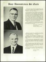 1963 Hoquiam High School Yearbook Page 14 & 15