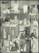 1963 Hoquiam High School Yearbook Page 16 & 17