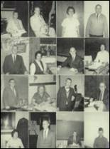 1963 Hoquiam High School Yearbook Page 18 & 19