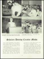1963 Hoquiam High School Yearbook Page 22 & 23