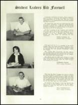 1963 Hoquiam High School Yearbook Page 26 & 27