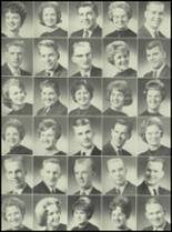 1963 Hoquiam High School Yearbook Page 32 & 33