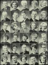 1963 Hoquiam High School Yearbook Page 34 & 35
