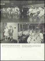 1963 Hoquiam High School Yearbook Page 40 & 41