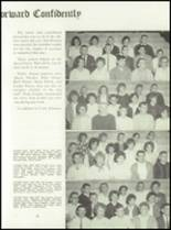 1963 Hoquiam High School Yearbook Page 42 & 43