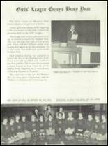 1963 Hoquiam High School Yearbook Page 54 & 55