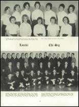 1963 Hoquiam High School Yearbook Page 92 & 93