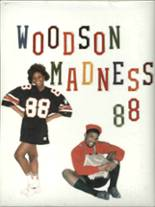 1988 Yearbook Howard D. Woodson High School