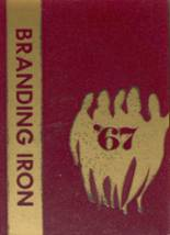1967 Yearbook Del Rio High School