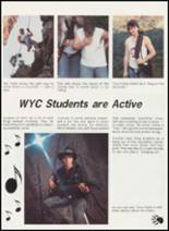 1990 Western Yell County High School Yearbook Page 10 & 11