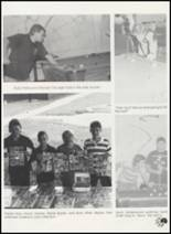 1990 Western Yell County High School Yearbook Page 12 & 13