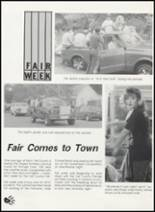 1990 Western Yell County High School Yearbook Page 14 & 15
