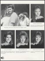 1990 Western Yell County High School Yearbook Page 22 & 23