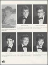 1990 Western Yell County High School Yearbook Page 24 & 25