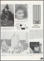 1990 Western Yell County High School Yearbook Page 26 & 27