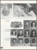 1990 Western Yell County High School Yearbook Page 28 & 29